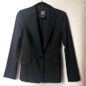 Armani Exchange Classy Fitted Blazer Size XS